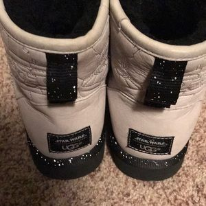 Gently used Limited Edition Star Wars UGGS